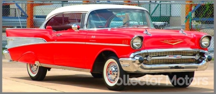 Chevrolet Bellaire Red